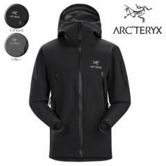 アークテリクス ARCTERYX ジャケット ベータ BETA SV JACKET 18411 メンズ ブラック [4/19 追加入荷]