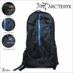 アークテリクス ARCTERYX リュック バックパック バッグ アロー22 ARRO 22 BACKPACK 6029 22L メンズ ブラック