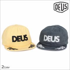 デウスエクスマキナ Deus ex Machina キャップ 帽子 メンズ レディース スナップバックキャップ ヴィンテージ LAUREL CAP