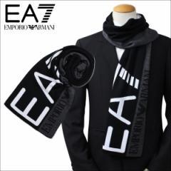 エンポリオ アルマーニ マフラー メンズ EMPORIO ARMANI EA7 イーエーセブン ウール イタリア製 ビジネス カジュアル 2755617A393