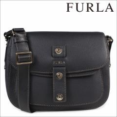 フルラ FURLA バッグ ショルダー レディース レザー ブラック EMMA 852397