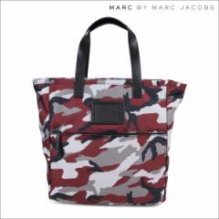 マークバイマークジェイコブス MARC BY MARC JACOBS トートバッグ バッグ レディース M0003918 CAMO NYLON TOTE