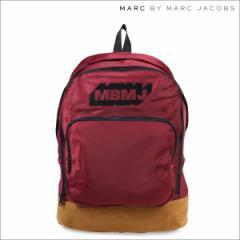 マークバイマークジェイコブス MARC BY MARC JACOBS バッグ リュック レディース バックパック M0006347 レッド