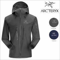 アークテリクス ARC'TERYX ジャケット アルファ ALPHA SV JACKET 18082 メンズ ブラック ネイビー