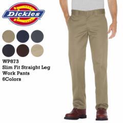 ディッキーズ Dickies 873 ワークパンツ チノパン WP873 メンズ 股下 30/32/34 カーキ ネイビー [4/10 追加入荷]