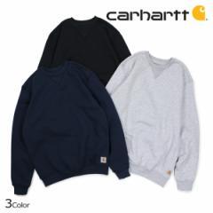 カーハート carhartt トレーナー メンズ スウェット MIDWEIGHT CREWNECK SWEATSHIRT K124 [3/1 追加入荷]