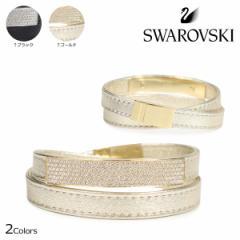 スワロフスキー SWAROVSKI ブレスレット レディース VIO ブラック ゴールド 5171994 M 5171996 M