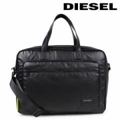 ディーゼル DIESEL バッグ メンズ ブリーフケース DISCOVER-UZ F-DISCOVER BRIEFCASE X05185 P1157 T8013 ブラック