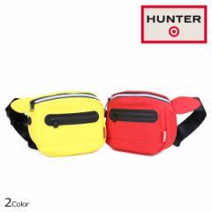 ハンター HUNTER バッグ ボディバッグ ウェストポーチ レディース メンズ ターゲット TARGET BUM BAG レッド イエロー 53053