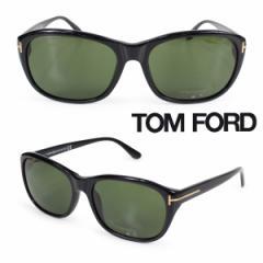 トムフォード TOM FORD サングラス メンズ レディース アイウェア LONDON TF0396 FT0396 ブラック