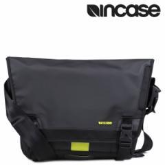 INCASE インケース メッセンジャーバッグ CL55538 ブラック RANGE MESSENGER -NEW CMF メンズ