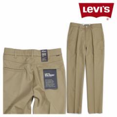 リーバイス LEVIS スタプレ メンズ レギュラー テーパード チノ パンツ STA-PREST 502 ベージュ 47959-0001