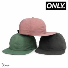 ONLY NY オンリーニューヨーク キャップ 帽子 メンズ レディース NYLON TECH POLO HAT ブラック グリーン ピンク