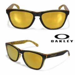 オークリー Oakley サングラス アジアンフィット Frogskins フロッグスキン LA BLACK ASIA FIT メンズ レディース ブラック OO9245-92456