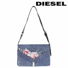 ディーゼル バッグ DIESEL レディース ショルダーバッグ LE-MISHA X04845 P1374 T6023 ブルー