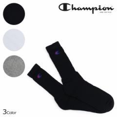チャンピオン Champion 靴下 ソックス フルレングスソックス メンズ 3足セット FULLLENGTH SOCKS CMDCH001