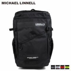 マイケルリンネル MICHAEL LINNELL リュック バッグ 32L メンズ レディース バックパック BOX BACKPACK ML-020 [4/4 追加入荷]