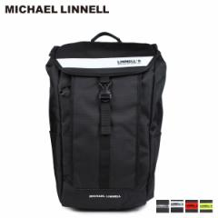 マイケルリンネル MICHAEL LINNELL リュック バッグ 28L メンズ レディース バックパック BOX BACKPACK ML-025 [4/4 追加入荷]