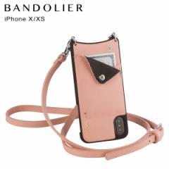 BANDOLIER バンドリヤー iPhoneXS X ケース スマホ アイフォン EMMA BLUSH メンズ レディース