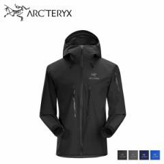 アークテリクス ARCTERYX ジャケット アルファ ALPHA SV JACKET メンズ ブラック グレー ネイビー ブルー 18082 [2/12 追加入荷]