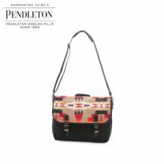 ペンドルトン PENDLETON バッグ メッセンジャーバッグ MESSENGER BAG メンズ レディース カーキ GC828