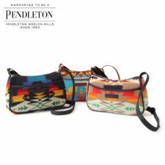 ペンドルトン PENDLETON バッグ ショルダーバッグ CROSSBODY BAG メンズ レディース ブラック カーキ ターコイズ GD147