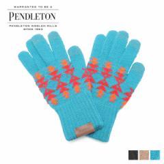 ペンドルトン PENDLETON 手袋 グローブ メンズ レディース TEXTING GLOVES ブラック カーキ ターコイズ GS618