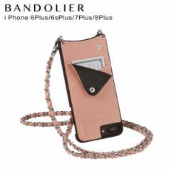 BANDOLIER バンドリヤー iPhone8Plus iPhone7Plus 6sPlus ケース スマホ アイフォン プラス LUCY BLUSH メンズ レディース
