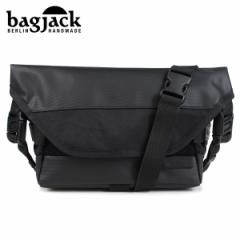 bagjack バッグジャック メッセンジャーバッグ ショルダーバッグ メンズ レディース NEXT LEVEL SPUTNIK ブラック