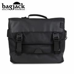 bagjack バッグジャック メッセンジャーバッグ ショルダーバッグ メンズ レディース NEXT LEVEL MSNGR S ブラック
