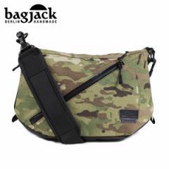 bagjack バッグジャック メッセンジャーバッグ ショルダーバッグ メンズ レディース NEXT LEVEL TECH-LINE TCL SNIPER BAG マルチカモ