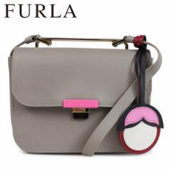 フルラ FURLA バッグ ショルダーバッグ レディース ELISIR MINI CROSS BODY BAG ライトグレー 920941