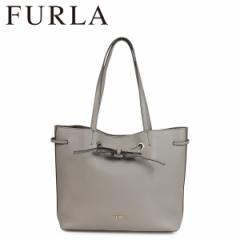 フルラ FURLA バッグ トートバッグ レディース COSTANZA MEDIUM DRAWSTRING BAG ライトグレー 967242