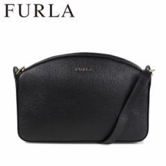 フルラ FURLA バッグ ショルダーバッグ レディース GISELE SHOULDER BAG ブラック 975357