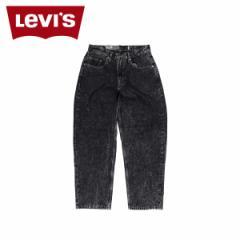 リーバイス LEVIS シルバータブ バギー ジーンズ デニム パンツ メンズ SILVER TAB BAGGY DENIM PANTS ブラック 39290-0012