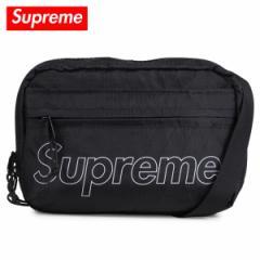 シュプリーム Supreme バッグ ショルダーバッグ メンズ レディース 1.8L SHOULDER BAG ブラック 12/21 新入荷