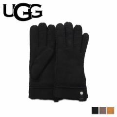 UGG アグ 手袋 グローブ レディース TENNEY GLOVE ブラック グレー ブラウン 17366BX