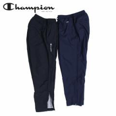 チャンピオン Champion パンツ ロングパンツ ウォームアップ メンズ LONG PANT ブラック ネイビー C3-P201 [2/5 新入荷]