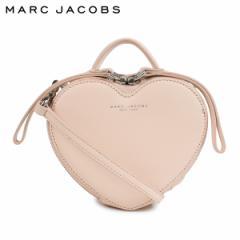 マークジェイコブス MARC JACOBS バッグ ショルダーバッグ レディース HEART LEATHER CROSSBODY BAG ピンク M7000059