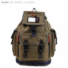 マークバイマークジェイコブス MARC BY MARC JACOBS リュック バッグ バックパック レディース メンズ WALTER BACKPACK ブラウン M000694