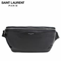 サンローラン パリ SAINT LAURENT PARIS ボディバッグ ベルトバッグ メンズ レディース BODY BAG ブラック 505671 0X52E [2/22 新入荷]