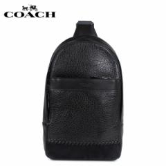 コーチ COACH バッグ ショルダーバッグ ボディバッグ メンズ レザー ブラック 黒 F11236 [3/8 新入荷]