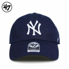 47Brand フォーティーセブン クリーンナップ キャップ 帽子 ヤンキース メンズ レディース ネイビー B-DRPER17WMH-NY 4/5 新入荷