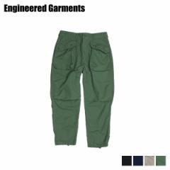 エンジニアドガーメンツ ENGINEERED GARMENTS パンツ カーゴパンツ メンズ NORWEGIAN PANT ブラック カーキ オリーブ 19SF007 [3/28 新入