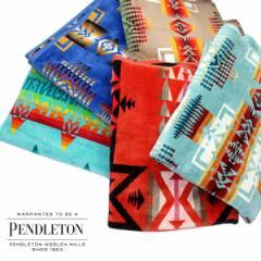 ペンドルトン PENDLETON ブランケット タオル 大判 ひざ掛け バスタオル メンズ レディース OVERSIZED JACQUARD TOWELS XB233 [3/12 追加