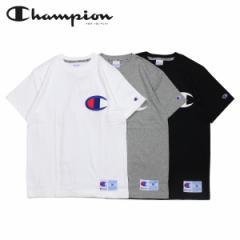 チャンピオン Champion Tシャツ 半袖 メンズ レディース ビッグロゴ BIG LOGO T-SHIRT C3-F362 4/25 新入荷
