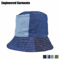 エンジニアドガーメンツ ENGINEERED GARMENTS ハット 帽子 バケットハット メンズ BUCKET HAT 19SH003 [4/25 新入荷]