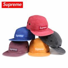 シュプリーム Supreme キャップ 帽子 キャンプキャップ メンズ レディース WASHED LINEN CAMP CAP 4/5 新入荷