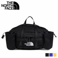 ノースフェイス THE NORTH FACE バッグ ウエストバック メンズ レディース 12L DAY HIKER LUMBAR PACK ブラック ブルー イエロー 黒 NM71