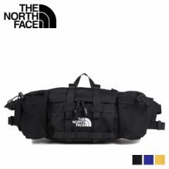 ノースフェイス THE NORTH FACE バッグ ウエストバック メンズ レディース 6L MOUNTAIN BIKER LUMBAR PACK ブラック ブルー イエロー 黒